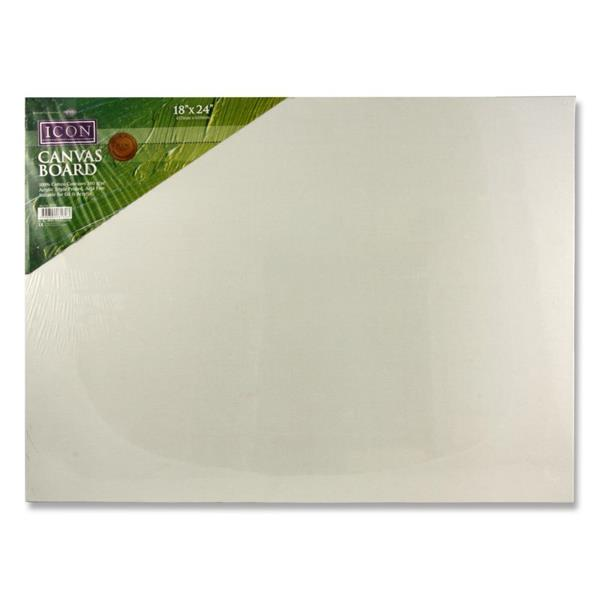 Canvas Board 18″x24″
