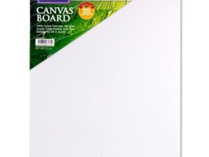 Canvas Board 16″x20″