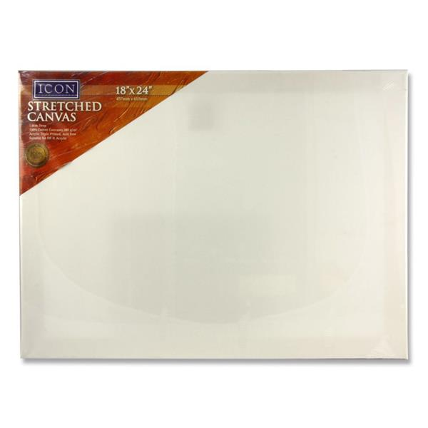 Icon Stretched Canvas 18″x 24″