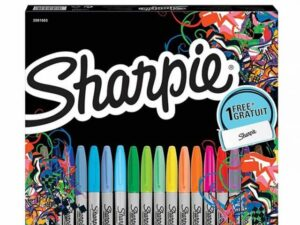 Maped 4 Synthetic Paintbrushes