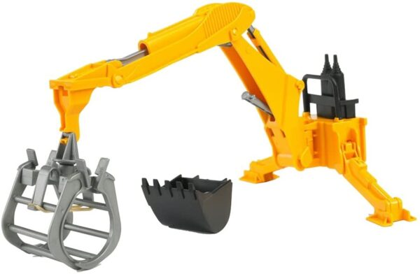 Bruder Rear Hydraulic Arm With Grab
