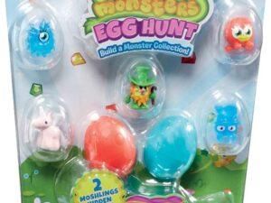 Moshi Monsters Egg Hunt 7 Pack