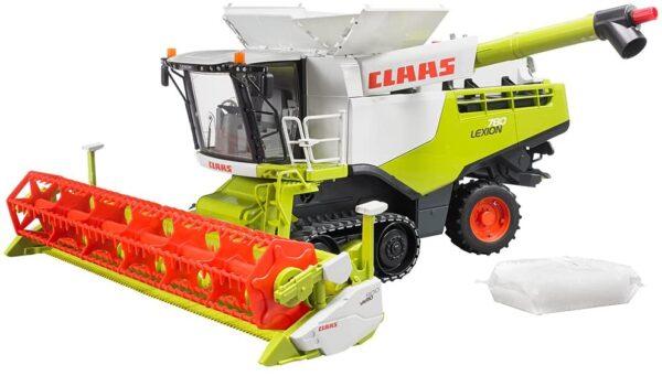 Bruder Claas Lexion 780 Combine Harvester