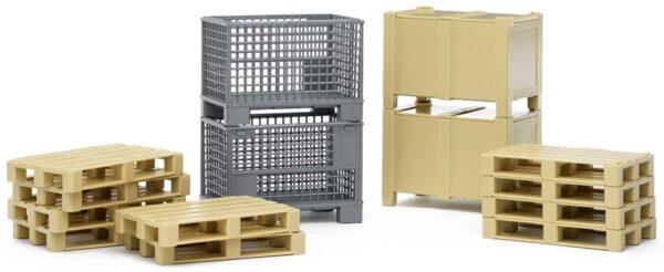 Bruder Logistics Set