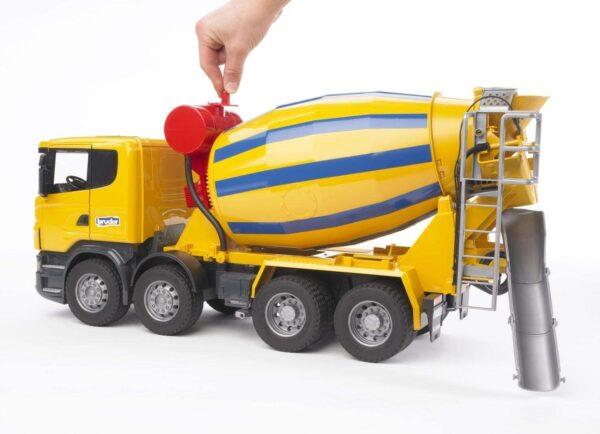 Bruder Scania R-Series Cement Mixer