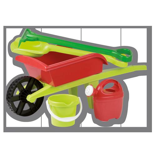 Androni 70cm Wheelbarrow Garden Set