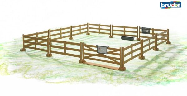 Bruder Pasture Fence