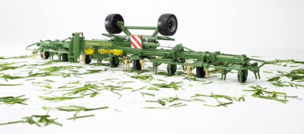 Bruder Krone Rotary Mower With Gear