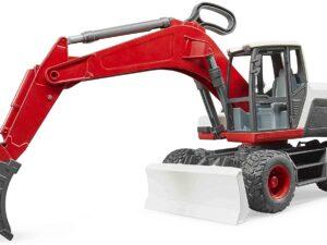 Bruder Mobile Excavator