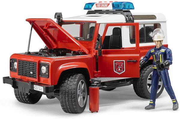 Bruder Land Rover Station