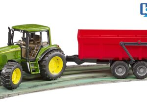 Bruder John Deere 6920 Tractor with Tipping Trailer