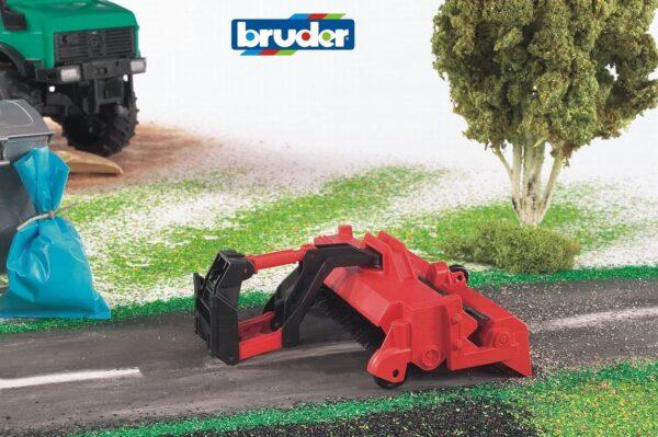 Bruder Road Sweeper