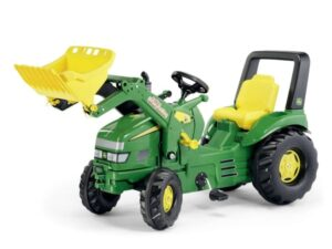 Rolly Toys John Deere X-Trac With Front Loader