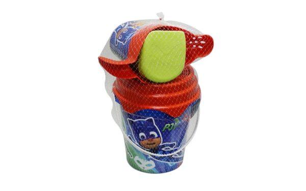 PJ Masks 17cm Bucket Set