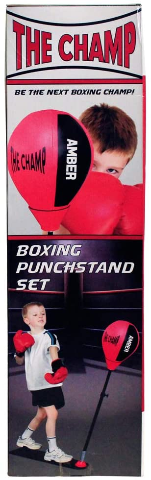 Punchball, Gloves & Stand