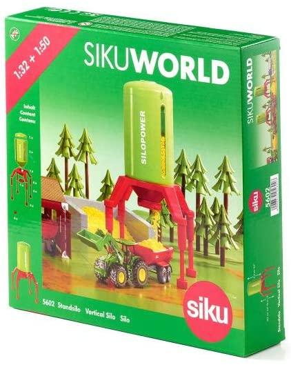 Siku World Vertical Silo