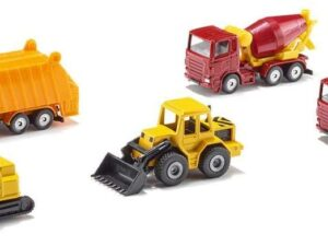 Siku 1:32 Set of 6 Tractor Drivers