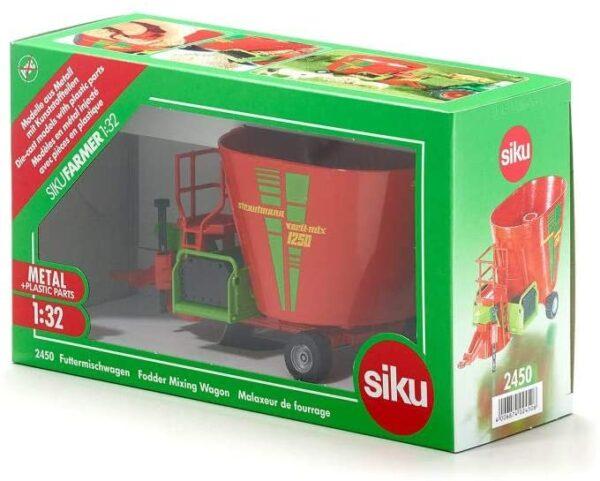 Siku Fodder Mixing Wagon