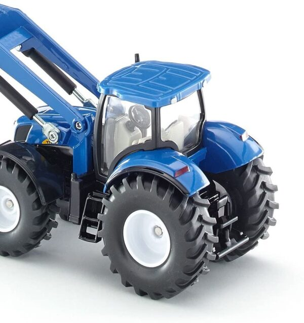 Siku New Holland Tractor with Front Loader