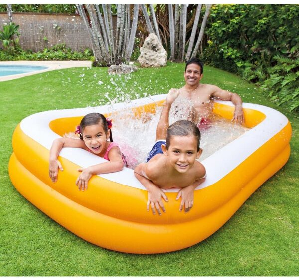 Intex 90″ Swim Center Family Pool