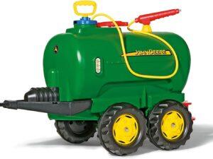 Rolly John Deere Water Tanker with Pump