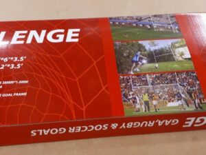 Challenge GAA, Rugby & Soccer Goal 3 in 1 Set