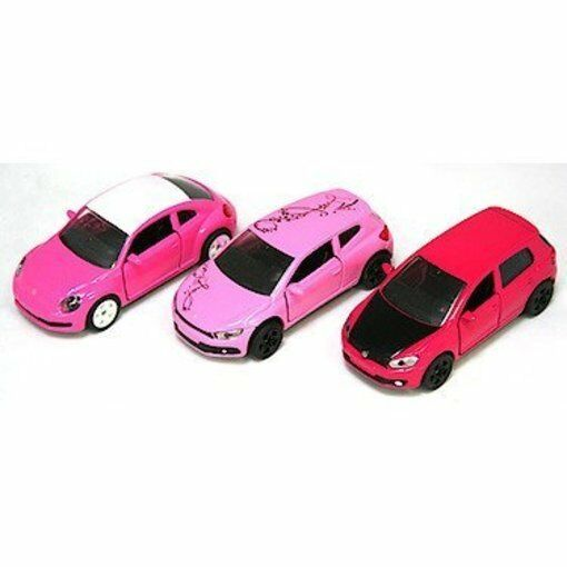 Siku Pink Gift Set Limited Edition