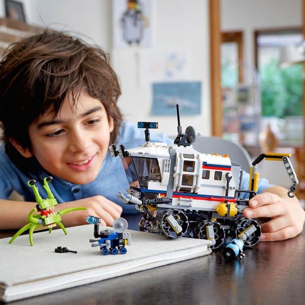 Lego Creator Space Rover Explorer