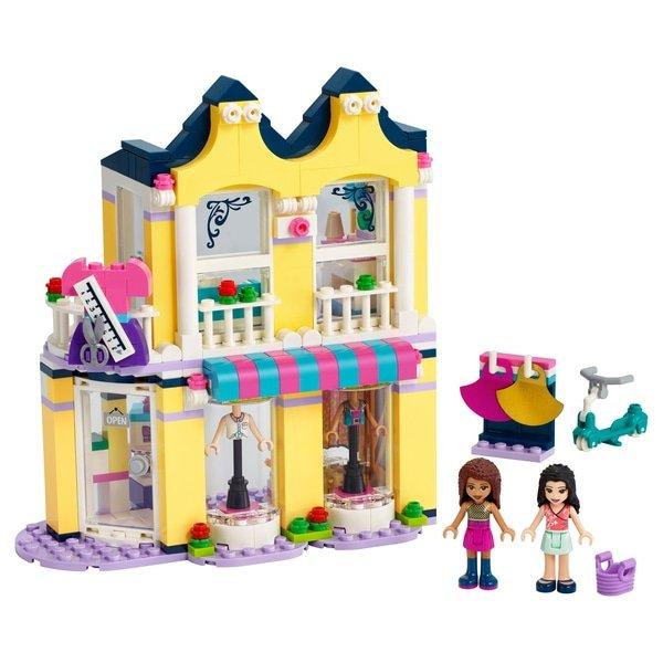 Lego Friends Emma's Fashion Shop
