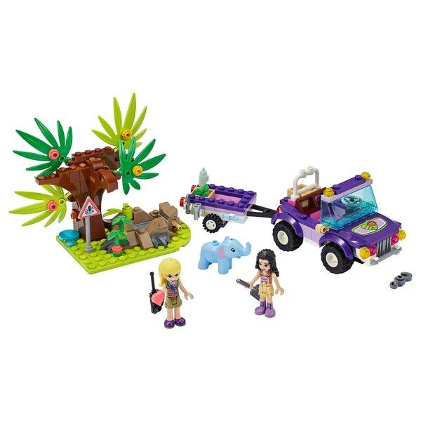 Lego Friends Baby Elephant Jungle Rescue