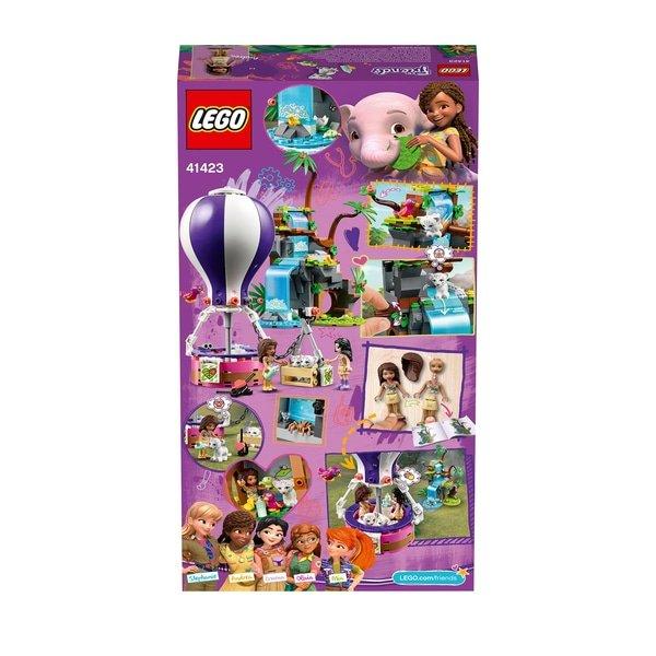 Lego Friends Tiger Hot Air Balloon Jungle Rescue