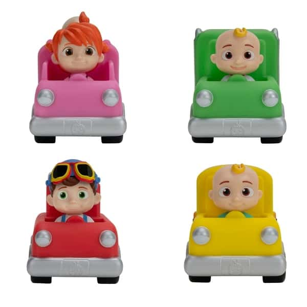Cocomelon Vehicle Assorted