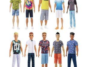 Barbie Fashionistas Ken Doll Assorted