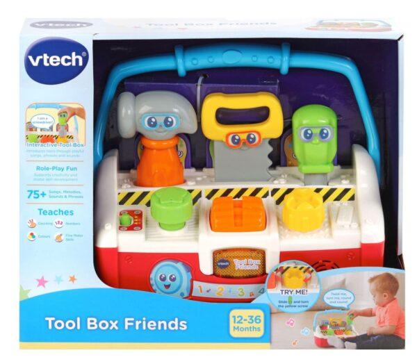 Vtech Popping Tool Box