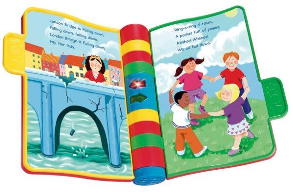 Vtech Nursery Rhyme Book