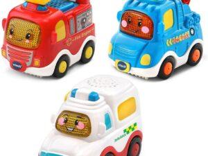 Vtech Emergency Vehicles 3PK