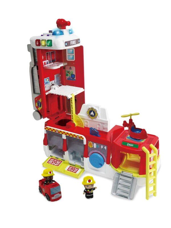 Vtech 2 In 1 Fire Station
