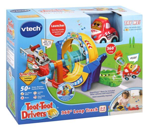 Vtech 360° Loop Track