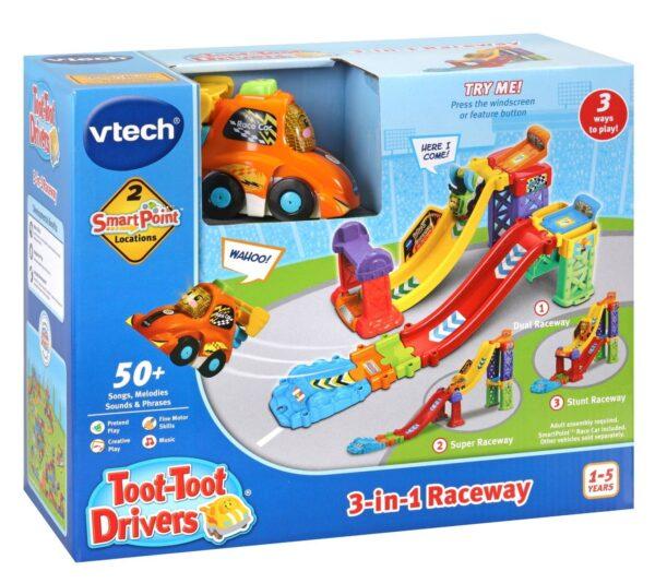 Vtech 3-in-1 Raceway
