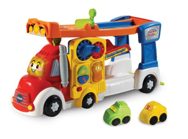 Vtech Toot Toot Driver Big Vehicle Carrier