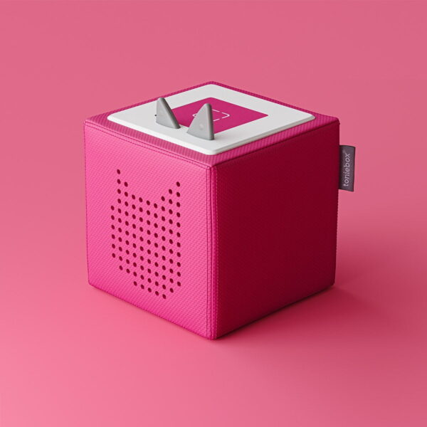 Toniebox Starter Set- Pink