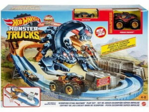 Hot Wheels Monster Scorpion Sting Raceway