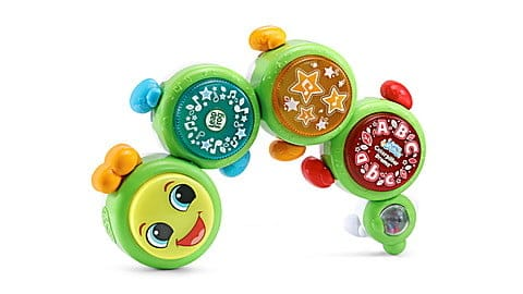 Leapfrog Learn & Groove Caterpillar Drums