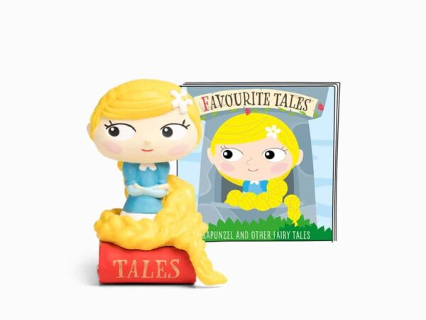 Tonies – Favourite Tales – Rapunzel And Other Fairy Tales