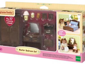 Sylvanian Families Master Bedroom Set