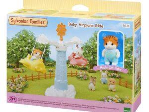 Sylvanian Families Baby Airplane Ride