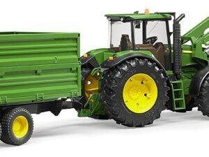 Bruder JD 7930 Tractor With Loader Tipper