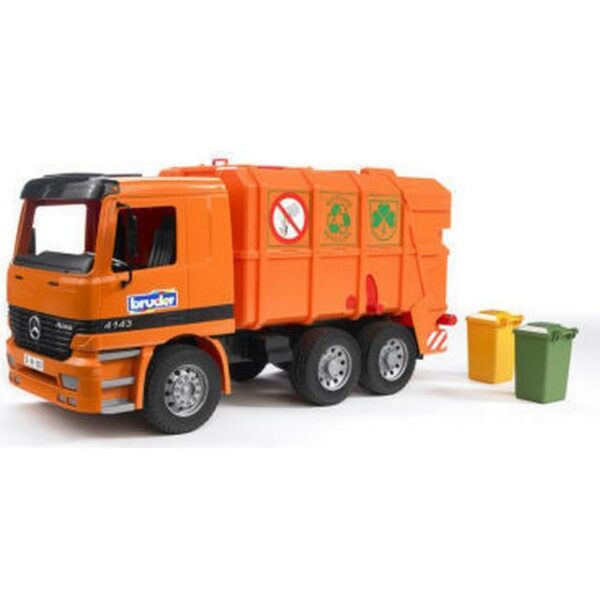 Bruder MB Actros Garbage Truck