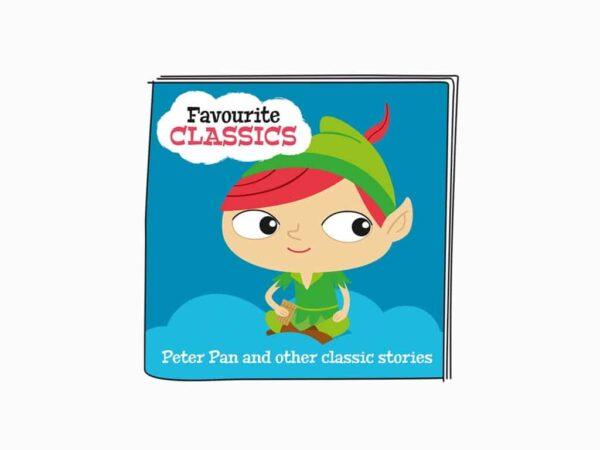 Tonies – Favourite Classics – Peter Pan