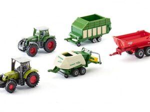 Siku Gift Set 5 Agricultural Vehicles